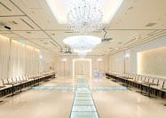 全てお貸出し(200名様規模) - 銀座レンタルスペース、貸し会議室 最大250名様(人数に合わせた)の室内の写真