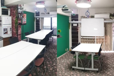 吉祥寺スペース5階 広い多目的スペース:501号室の室内の写真