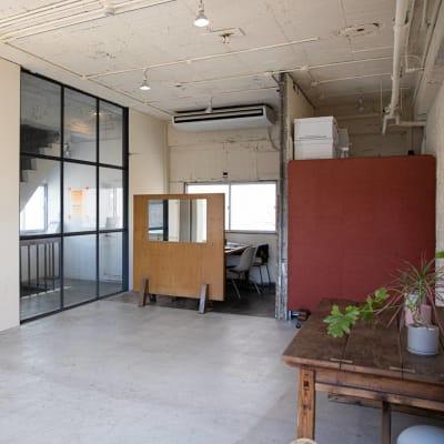 CRAFT BRIDGE レンタルスペースの室内の写真
