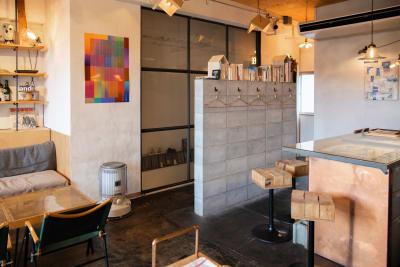 CRAFT BRIDGE レンタルスペース/ラウンジの室内の写真