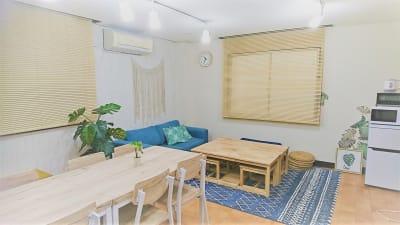フォーレスト新宿1 多目的スペースの室内の写真