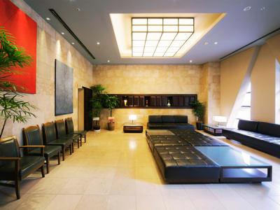 ロビー - ホテルウィングプレミアム東京四谷 小会議室の入口の写真