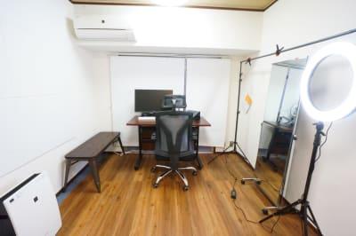 【ミニマルスタジオ博多】 ミニマルスタジオ博多の室内の写真
