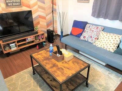 COCODE笹塚 【A号室】キッチン付きスペースの室内の写真