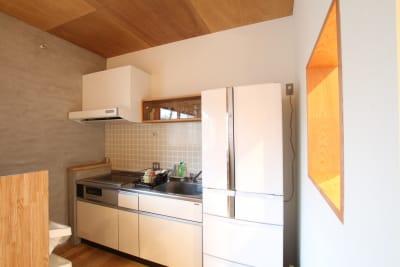 キッチン(1階) - みつわ屋 1階スペース&キッチン&屋上貸切の室内の写真