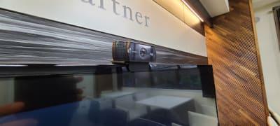WEBカメラ - 六本木一丁目駅前ビル A会議室の設備の写真