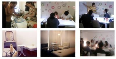 スケッチ (教室・オフ会専用) スケッチ教室 オフ会 24時間可の室内の写真