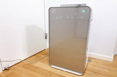 空気清浄機(加湿機能付) - ルームス 多目的スペースの設備の写真