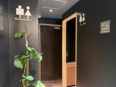 トイレの入口 - 埼玉カンファレンスセンター 【浦和:八千代ビル】106号室のその他の写真