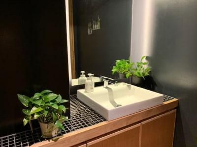 洗面台 - 埼玉カンファレンスセンター 【浦和:八千代ビル】102号室のその他の写真