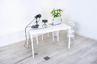 配信にも最適 - スタジオゴーイングメリー 撮影スタジオの室内の写真