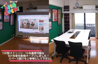 CAFE SPACE吉祥寺408 会議・パーティー・ボドゲ・教室…の室内の写真