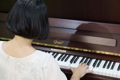 エスポワール音樂スタジオ 24H福岡天神でピアノ練習貸切!の室内の写真