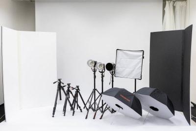 スタジオスペース - フォトスタジオ オリーブ 撮影スタジオの設備の写真
