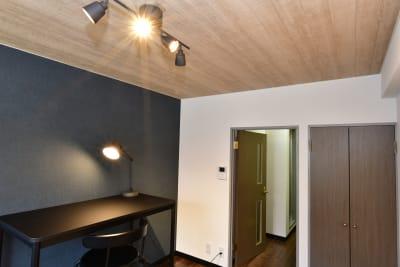 レンタルルーム・CHICAGO 208の室内の写真