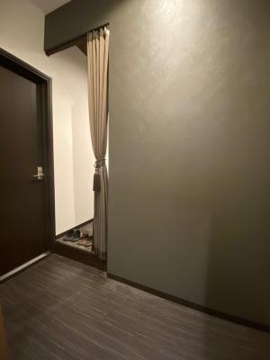 入口 - TCEサロンスタジオ 時間貸しレンタルサロンの入口の写真