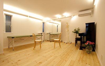 恵比寿多目的スペース 多目的スペースの室内の写真