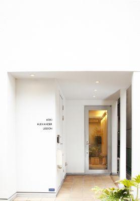 恵比寿多目的スペース 多目的スペースの入口の写真