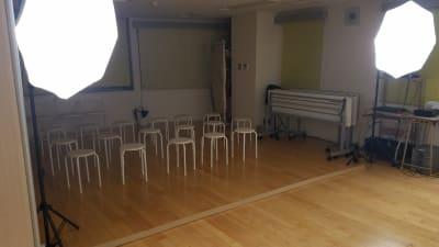 ミュージックバンカー東京 マルチパーパスルーム(練習用途)の室内の写真