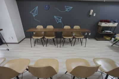 【ヒコーキ会議室】 ヒコーキ会議室の室内の写真
