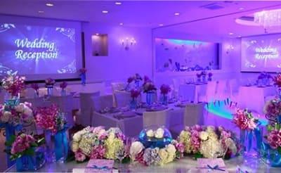 結婚式、二次会にも - 日本橋レンタルスペース貸し会議室 大学生追いコンサークルなど人気☆の室内の写真