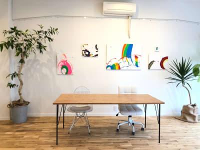 YouTube撮影などに - リノスぺ恵比寿 リノベーションスタジオの室内の写真