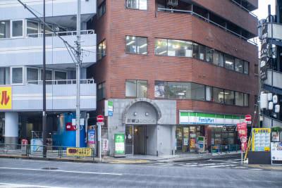 【メイプル】新宿タカシマヤ前第2 レッスンスペース・貸し会議室の外観の写真