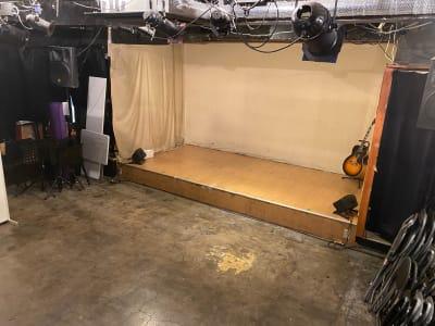 新大久保KPL ライブハウスから配信しませんか!の室内の写真