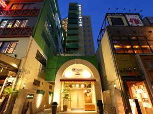 GARDEN KITCHEN ホテル1Fカフェスペース4名迄の外観の写真