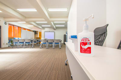 AMP FLAT R.S Rental Spaceの室内の写真