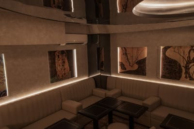 メインフロア2 - レンタルスペース koi-koi プライベートルームの室内の写真