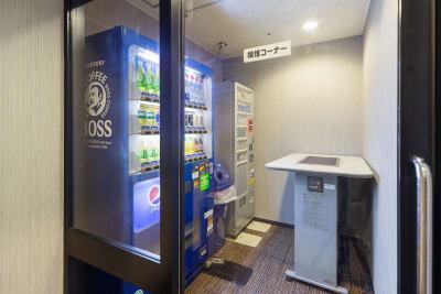 喫煙ブース - ホテルウィング名古屋 1階 会議室3のその他の写真