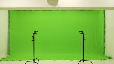 グリーンバック - トライアンフ四谷スタジオ レンタルスタジオの室内の写真
