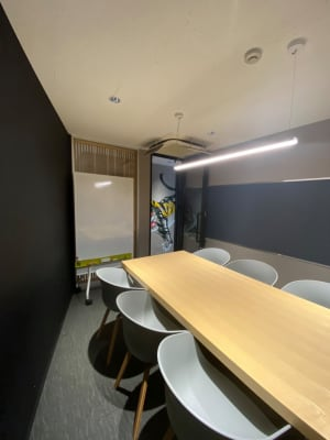 ジャパン・プロパティーズ株式会社 六本木JP6名会議室の室内の写真