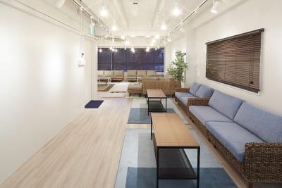 原宿レンタルスペース 【コワーキング】原宿の室内の写真