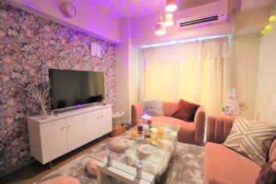 期間限定クリスマスコーデ✨ - ココリアCute横浜 とっても可愛いプライベート空間の室内の写真