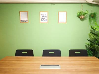 ふれあい貸し会議室 品川シンシア ふれあい貸し会議室 品川Aの室内の写真