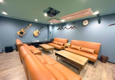 Chambre de Neige レンタルスタジオの室内の写真