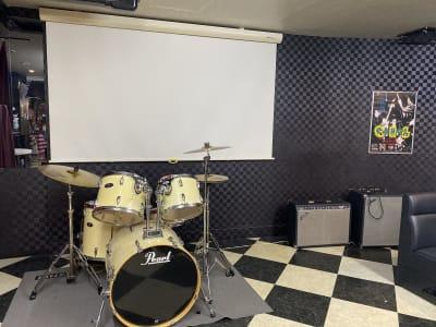 ドラムセット - One night  スペース ワンナイトスペースの設備の写真