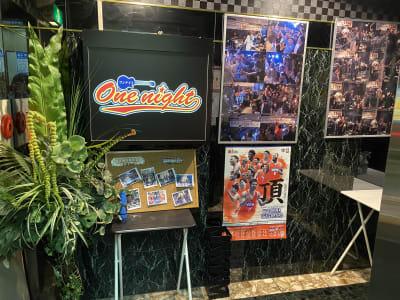 エレベーターホール - One night  スペース ワンナイトスペースの入口の写真