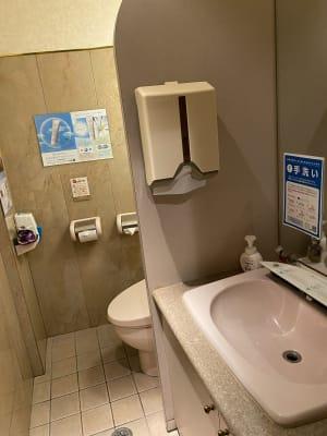 女性トイレ - One night  スペース ワンナイトスペースのその他の写真