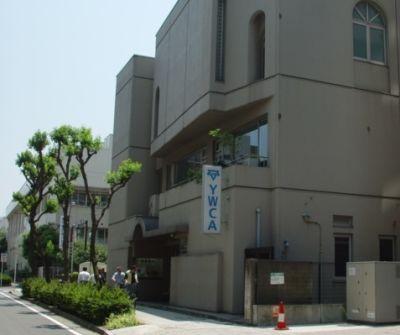 横浜YWCA会館 3Fホールの外観の写真