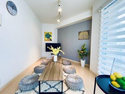 SMILE+リフレ三ノ宮 パーティスペースの室内の写真