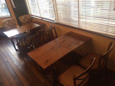 RAKUNA 恵比寿 パーティースペースの室内の写真