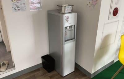 給水機あり - 女性専用プライベートジムYuga Yugaシェアサロンの室内の写真