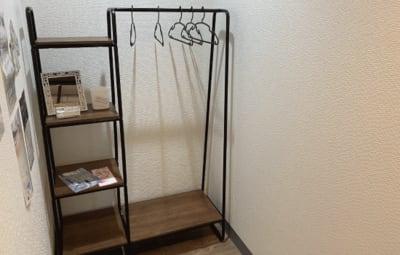 更衣室あり - 女性専用プライベートジムYuga Yugaシェアサロンの室内の写真