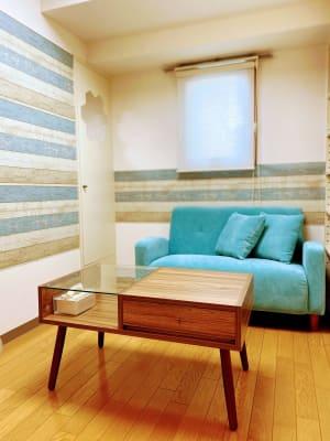 レンタルスペースミディ恵比寿月極 週利用、定期利用手ぶらで開業!の室内の写真
