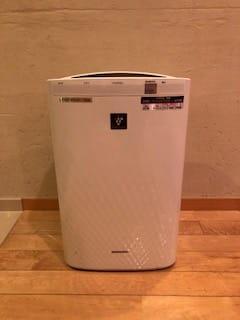 空気清浄機 - 恵比寿カルフール スタジオの設備の写真