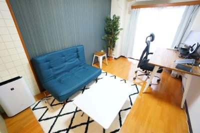 【八王子ミニマルオフィス】 八王子ミニマルオフィス303の室内の写真