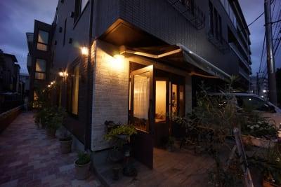 7RoomsHotel&Cafe ホテル併設のお花カフェ!の外観の写真